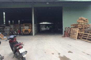 Cho thuê nhà xưởng mặt tiền đường Nguyễn Hữu Trí, Tân Túc bình chánh đường xe cont