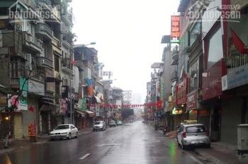Bán nhà 4 tầng mặt phố Vĩnh Hưng kinh doanh đỉnh lô góc vỉa hè, DT 115m2 MT khủng, chỉ hơn 8 tỷ