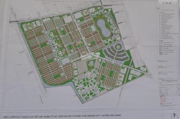Đất đấu giá - đất thổ cư giáp KĐT Đại An - Dream City của Vingroup giá đầu tư - LH 0942880888