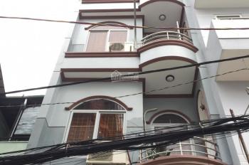 Cho thuê nhà 1 trệt 2 lầu tại Q. Tân Bình, TP. HCM (Gần sân bay)