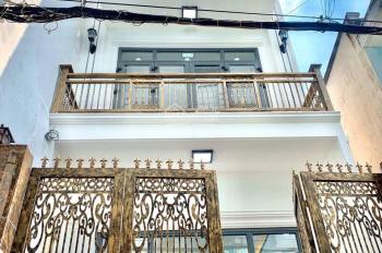 Nhà Q12 đẹp 2 lầu SHR nội thất gỗ sang trọng sát MT Nguyễn Ảnh Thủ: 2,8 tỷ(TL mạnh)