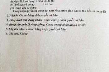 Bán đất số 8 ngõ 272 Ngọc Thụy, Long Biên, Hà Nội. Sổ đỏ chính chủ, ô tô đỗ cửa. Lh 0903286586