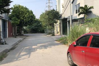 Đầu tư: Bán mảnh đất đấu giá 75m2 tổ 8 Thạch Bàn đường + vỉa hè to rộng, chỉ 57 tr/m2