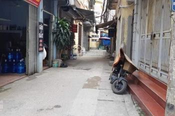 Bán nhà Nguyễn ĐInh Hoàn, mới đẹp, hiện đại, 5 tầng, 46m, kinh doanh nhỏ.
