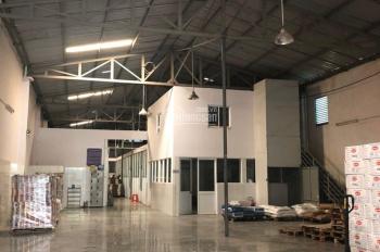 Nhà xưởng cho thuê tại Củ Chi 1000m2