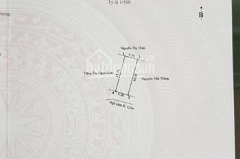 Nhượng lại lô đất chỉ 730 triệu tại Thiên Hương, cách đường trục liên xã 20m. LH: 0943.028.525