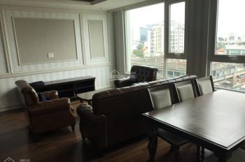 CH cao cấp Léman Luxury Apartments, 3 PN DT 96.69m2 căn góc 9m view đẹp toàn thành phố