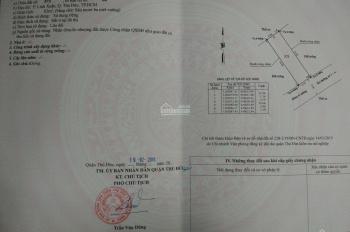 Bán đất Đường Số 1, Phường Linh Xuân, Thủ Đức. DT: 63m2; Giá đầu tư. LH: 0973.736.433