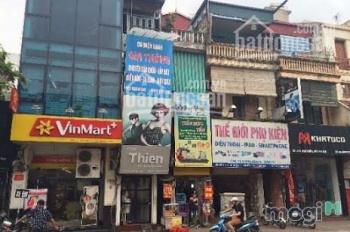 Bán nhà 5 tầng mặt phố Ngô X.Quảng- Trâu Quỳ cạnh TG. Di Động.
