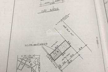 Bán lô đất xây biệt thự mini cực đẹp khu hẻm 182 Nguyễn Hữu Cảnh. Giá 5,25tỷ