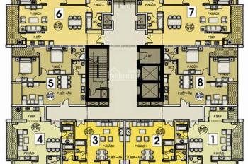 Bán gấp căn 2PN trung tâm Cầu Giấy, giá chỉ 29tr/m2 - 0981.771.23