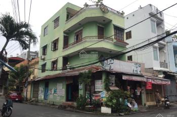 Nhà phố 2 mặt tiền, 1 trệt 2 lầu, góc ngã 4; Thuận tiện cho văn phòng+kinh doanh,decor theo yêu cầu