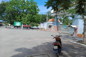 Bán đất 242m2 mặt tiền đường DH 618, thị xã Lai Uyên, Bàu Bàng, Bình Dương đất giá rẻ chính chủ bán