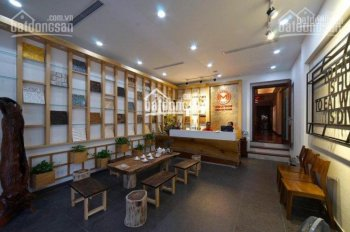 Chính chủ cho thuê mặt phố Giang Văn Minh dt 100m2 x 6 tầng MT 13m, oto giá 48 triệu 0903261466