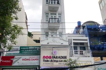 Bán nhà mặt tiền Thành Thái gần BV Tim. DT: 4x18m, 5 lầu (thang máy, HĐT 50tr/th), giá 26 tỷ TL