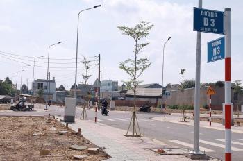 Đất mặt tiền quốc lộ 13 giao nhau giữa Bến Cát - Bàu Bàng giá gốc 399 triệu/100m2 sổ sẵn XDTD