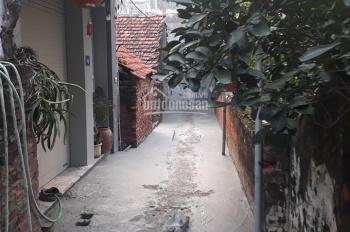 Bán đất thôn Đào Nguyên, An Thượng, Hoài Đức, diện tích 79 m2, giá 14tr/ m2
