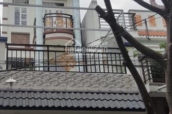 Bán nhà 1 sẹc Lê Văn Quới, P. Bình Hưng Hòa, A, Bình Tân, DT 4x21m đúc 3 tấm rưỡi nhà mới. Hẻm 12m