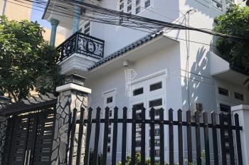Bán nhà 1 trệt 1 lầu, sân thượng, đường Số 6, Thạnh Mỹ Lợi, 80m2,0909428777 Mr. Luân