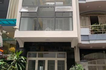 Cho thuê nhà mặt tiền Hồ Văn Huê, Phú Nhuận. (7x20m) 5 tầng, 10 phòng, thang máy, khúc trung tâm