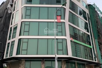 Cho thuê nhà mặt phố Nguyễn Chánh, Cầu Giấy. DT 200m2, 4 tầng, thông sàn, MT 20m, giá 160tr/th