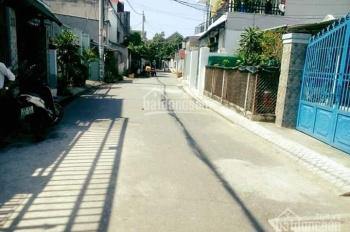 Bán dãy trọ 5 phòng 105m2 hoàn công đầy đủ, Nguyễn Văn Quá, Quận 12, sổ riêng, đường nhựa 8m