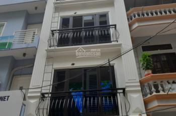 Cho thuê căn nhà ngõ 241 phố Trần Quốc Hoàn. Diện tích 40m2 x 6 tầng, ngõ rộng gần mặt đường