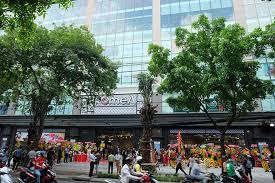 Cho thuê văn phòng RomeA- Le'man, Đường Nguyễn Đình Chiểu,Quận 3, DT 300m2, giá 207tr/tháng