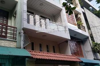 Cho thuê nhà trong hẻm đường Giải Phóng phường 4 quận Tân Bình DT 4.5x15m