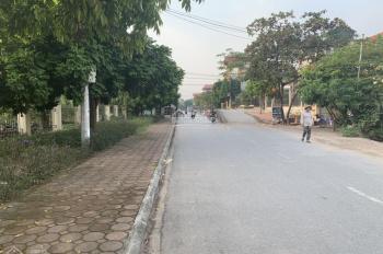 Bán đất trục đường 6m tại Kiêu Kỵ kết nối đường 5B - 379, diện tích 100m2, mặt tiền 5.2m nở hậu