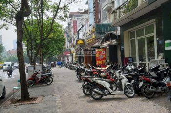 Cần bán gấp nhà mặt phố Vũ Phạm Hàm Cầu Giấy 143m2 xây 6 tầng thang máy giá 41 tỷ 0948236663
