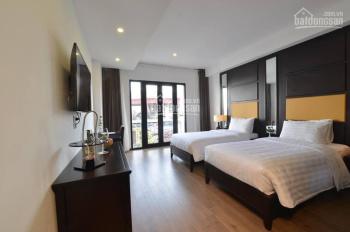 Bán nhà mặt phố Mã Mây, Hoàn Kiếm xây mới 7 tầng thang máy sổ đỏ 88m2, giá trên 70 tỷ, 0979696656