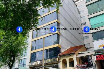 Văn phòng cho thuê trung tâm Q3, Võ Văn Tần, 33m2, chỉ 12 triệu bao thuế phí