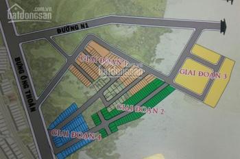 Bán lô 1 sẹc cách BOT 50m, dự án Samsung Village 1 trục đường thông, giá ngân hàng cho khách đầu tư