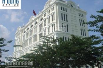 Cho thuê văn phòng Saigon Paragon Build, Đường Nguyễn Lương Bằng,Quận 7, DT 386 m2, giá 195tr/tháng