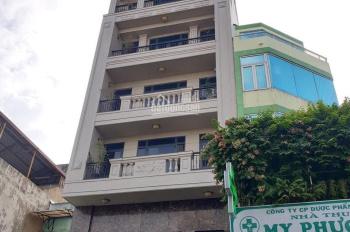 Bán gấp khách sạn góc 2MT hẻm đường Lý Tự Trọng, P. Bến Thành, Quận 1 5 tầng DTSD 210m2, giá 25 tỷ