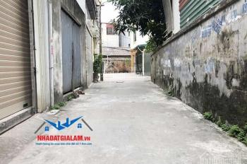 Cần tiền cho con nên bán 97.4m2 đất thổ cư tại TDP Bình Minh, Trâu Quỳ, Gia Lâm