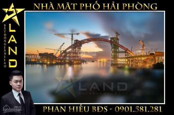 Chính chủ bán nhà mặt đường Trần Nguyên Hãn 275m2, MT 4.1m, giá chỉ 14 tỷ - Liên hệ 0901581281