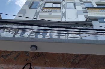 Bán nhà mới 3 lầu, 4PN, nội thất sang trọng, khu vip P16 Q8