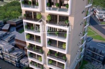 Bán toà nhà apartment mặt đường Tây Hồ, 135m2 x 8 tầng, 1 hầm, mặt tiền 5,3m, giá 36,5 tỷ