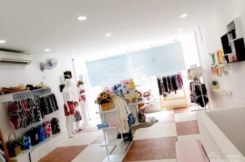 Mặt bằng kinh doanh lầu 1 shop thời trang Q. Bình Thạnh giá 8,5 triệu/tháng