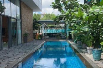 Cho thuê villa khu Compound Thảo Điền, DT: 600m2, có hồ bơi. LH: 0902 293 310