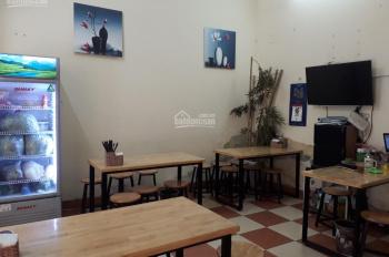 Sang nhượng cửa hàng ăn số 6 ngõ 80 Phạm Ngọc Thạch,Đống Đa,Hà Nội.