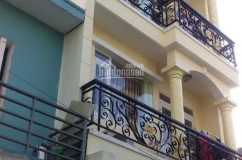 Bán nhà 1 trệt, 2 lầu, phường Bình Hưng Hòa, Q. Bình Tân