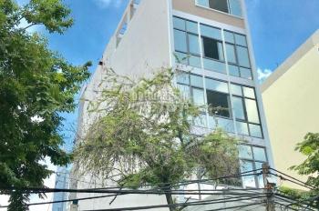 Cho thuê nhà đường Lê Văn Sỹ, diện tích 5x15m, nhà 4 lầu, hầm, thang máy, hệ thống PCCC đầy đủ