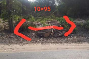 Bán đất mặt tiền đường nhựa HL407, 10x95m, Tân Hiệp, TX Tân Uyên, Bình Dương