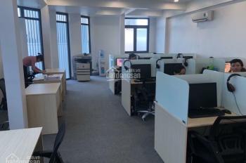 Cho thuê văn phòng nhỏ 76m2 ở Tân Bình có sẵn nội thất