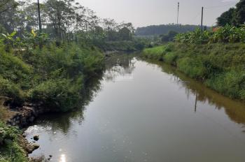 Bán đất mặt suối tái định cư sát làng văn hoá 54 dân tộc Việt Nam