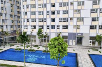Cho thuê căn Citi Soho tầng đẹp view đẹp, DT 59m2, 2PN, 2WC, Nội thất cơ bản, LH 0938783872 Ms Hân