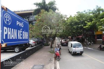 Bán nhà mặt phố Phan Kế Bính - mặt tiền 6m - LH: 0971552015 (mtg)